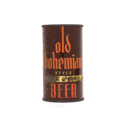 Old Bohemian LAGER Can 583