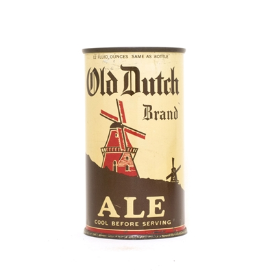 Old Dutch Ale ACTUAL 593
