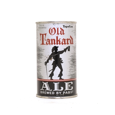 Old Tankard Ale Can 618