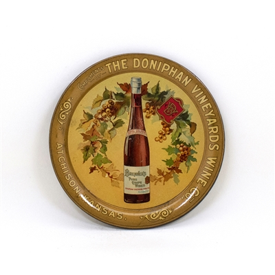 Doniphan Vineyards Wine Tip Tray