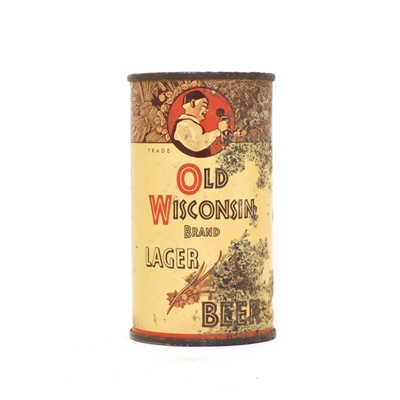 Old Wisconsin Lager Can 620