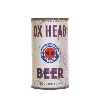 "Ox Head Beer ""COOL.."" 625"
