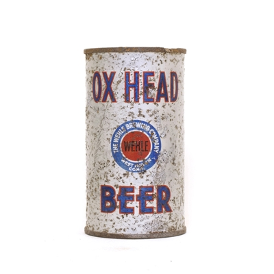 Ox Head Beer Can 626