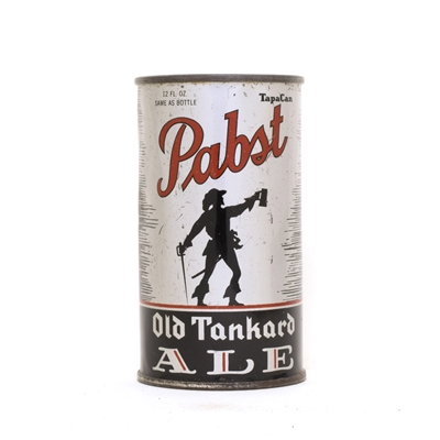 Pabst Old Tankard ACTUAL 635