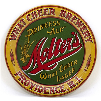 Molters What Cheer Brewery Tip Tray