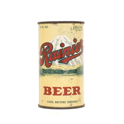 Rainier Beer Can 699