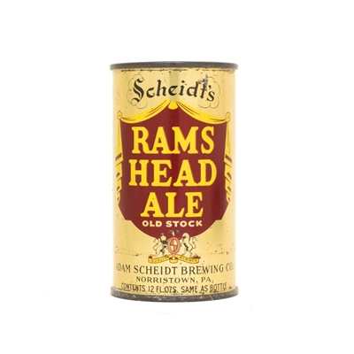 Rams Head Ale Can 712