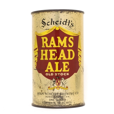 Rams Head Ale Quart 714B
