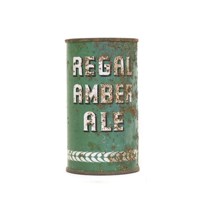 Regal Amber Ale Can 725