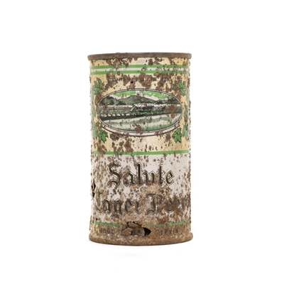 Salute Lager Beer Can 741