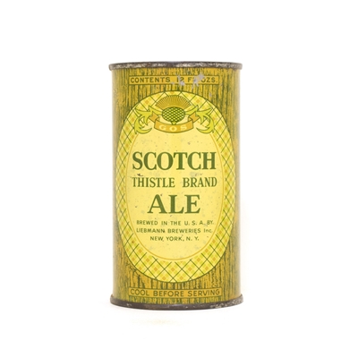 Scotch Thistle GREEN ACTUAL 748A