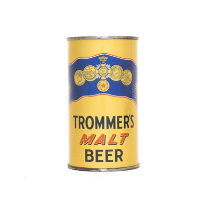 Trommers Malt Beer Can 797