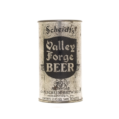 Valley Forge Beer ACTUAL 836
