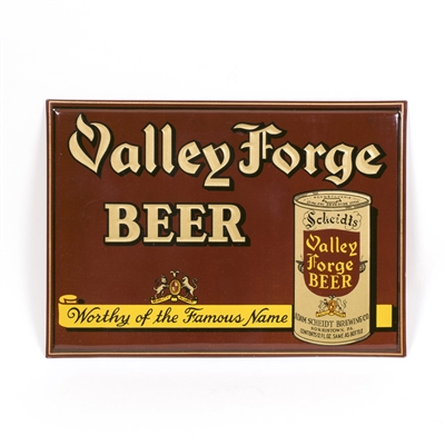 Valley Forge Beer TOC Sign