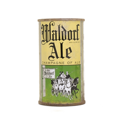 Waldorf Ale Can 852