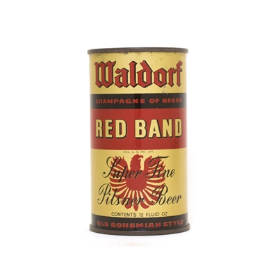 Waldorf Red Band Can 859