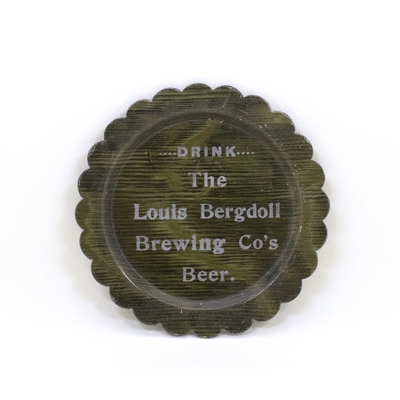 Louis Bergdoll Brewing Green Tip Tray