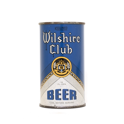 Wilshire Club Beer 882