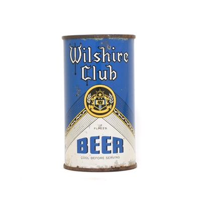 Wilshire Club Beer 884