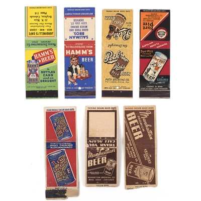 OI Can Matchbooks