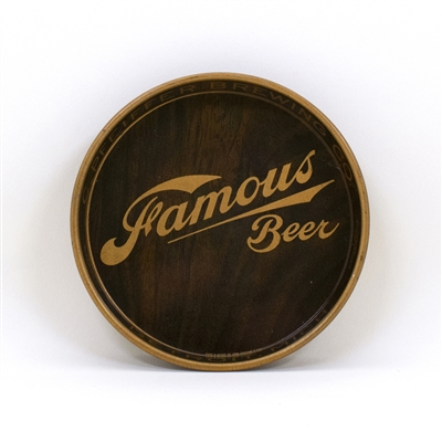 Pfeiffer Brewing Famous Beer Woodgrain Tip