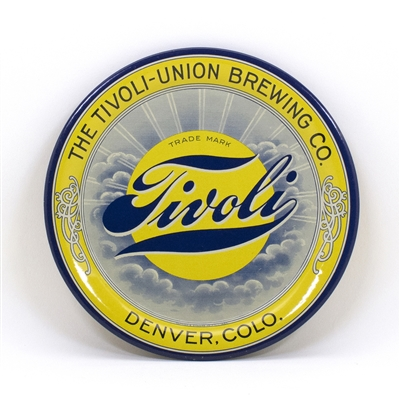 Tivoli-Union Brewing Denver Tip Tray