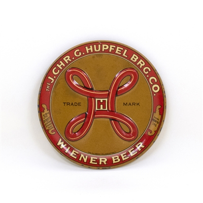 Hupfel Brewing Wiener Beer Embossed Tip