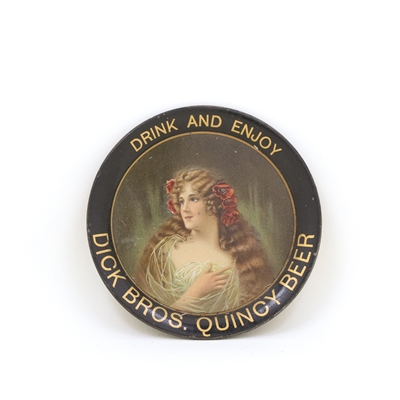 Dick Bros. Quincy Beer Tip Tray