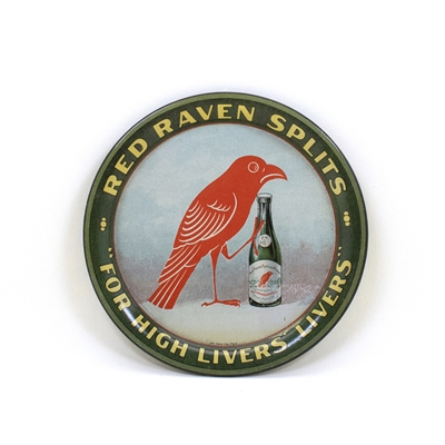 Red Raven Splits Livers Tip Tray