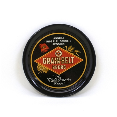 Grain Belt Annual Imperial Council Tip Tray