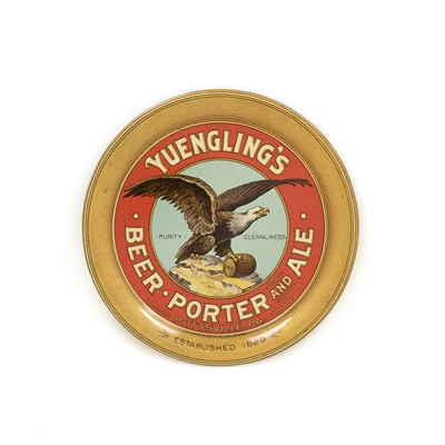Yuenglings Beer Porter Ale Eagle Tip Tray