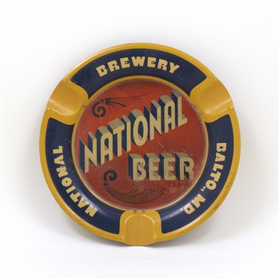 National Beer Ash-Tip Tray