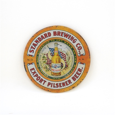 Standard Brewing Export Pilsener Tip Tray