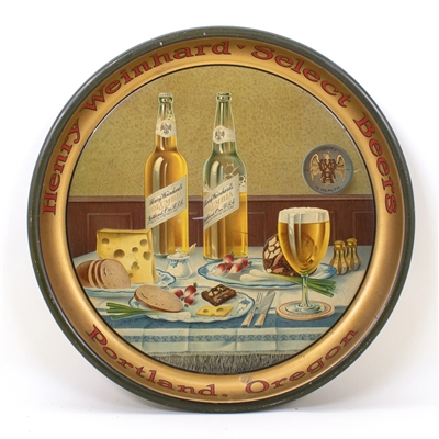 Henry Weinhard Select Beer Tray