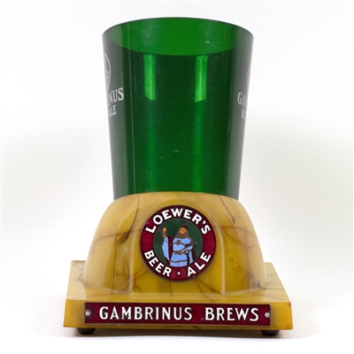 Loewers Gambrinus Brews Frother Holder