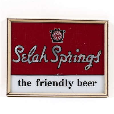Selah Springs Friendly Beer ROG Sign