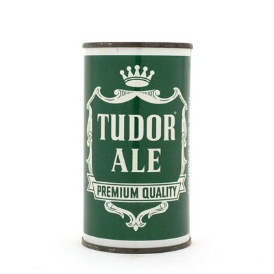Tudor Ale Flat Top Beer Can