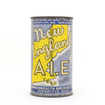 New England Ale Instructional Flat Top