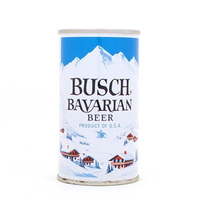 Busch Bavarian Early Cutter Zip Top