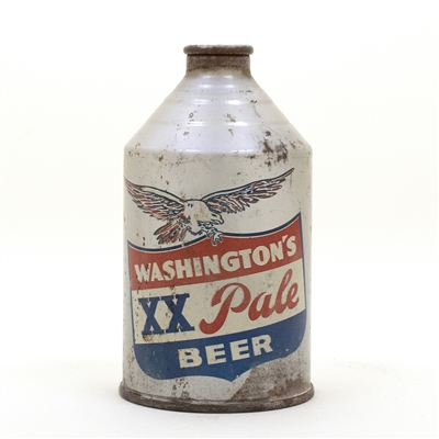 Washingtons XX Pale Crowntainer Cone Top