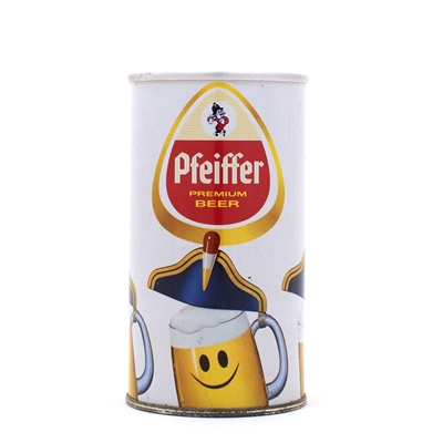 Pfeiffer Early Cutter Zip Top Beer Can