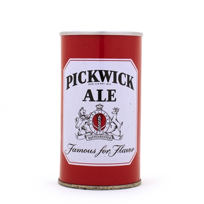 Pickwick Ale Haffenreffer Cutter Zip Top