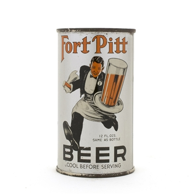 "Fort Pitt ""Running Waiter"" Instructional Flat Top"