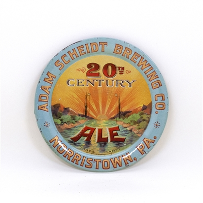 Adam Scheidt 20th Century Ale Tip Tray