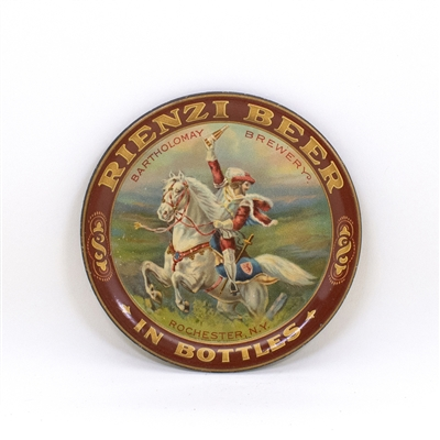 Rienzi Beer Rochester BROWN Tip Tray