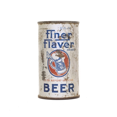 Finer Flaver Beer Can 273