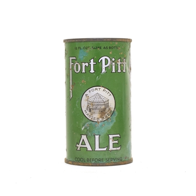 Fort Pitt Ale Can 279