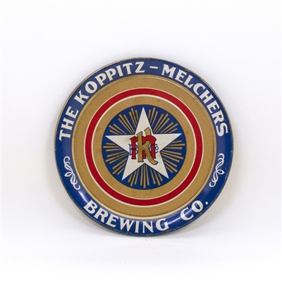Koppitz-Melchers Brewing Co. Tip Tray