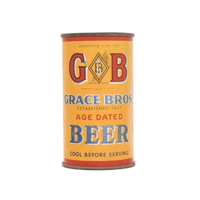 Grace Bros Beer Can 311
