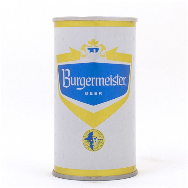 Lot Detail Burgermeister Beer Unlisted Pull Ring Can